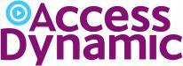 Access dynamic logo